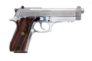 "Taurus 92 9mm 5.00"" 17+1 Stainless Steel Walnut - 192015917OW"
