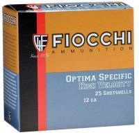 "Fiocchi 123HV5 Shooting Dynamics Optima Specific 12 GA 3"" 1 3/4 oz 5 Round 25 Bx/ 10 Cs"