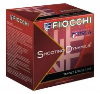 "Fiocchi 12SD18L9 Shooting Dynamics Light Dynamic 12 GA 2.75"" 1 1/8 oz 9 Round 25 Bx/ 10 Cs"