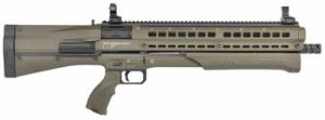 UTAS-USA PS1OD1 UTS-15 Pump 12 Gauge 14+1 OD Green Cerakote - PS1OD1