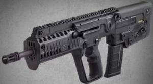 IWI US X16BLK Tavor X95 Semi-Automatic 300 AAC Blackout/Whisper (7.62x35mm) 16. - XB16BLK