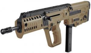 IWI US, Inc. TAVOR X95 BULLPUP 9MM 17 Threaded Barrel Flat Dark Earth 32RD - XFD179