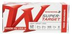 "Winchester Ammo TRGT128VP Super Target 12 GA 2.75"" 1 1/8 oz 8 Round 100 Bx/ 2 Cs (Value Pack)"