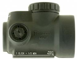 Trijicon 2200003 MRO 1x 25mm Obj Unlimited Eye Relief Illuminated Red Dot 2 MOA - 2200003