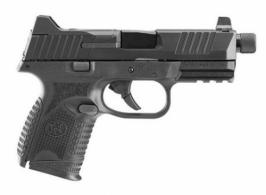FN HERSTAL 66100782 509C Tactical 9mm 4.32 12+1 15+1 24+1 Black - 66100782