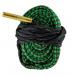 Kleen-Bore RC-12 Shotgun Rope Pull Through Cleaner 12 Gauge with BreakFree CLP Wipe - RC-12
