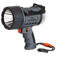 Cyclops CYC-700WP Waterproof LED 700 Lumens Cree LED Black/Gray Rechargeable Lithium - CYC-700WP