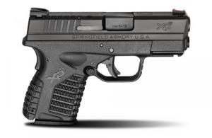 Springfield XDs 9mm 3.3 ESSENTIAL Black