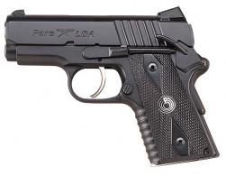 Para PXT Carry DA 3 6 round Stealth Finish
