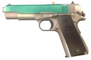Colt O1070A1CS-CM 1911 Government .45 ACP 5 7+1 Brushed Stainless  - O1070A1CSCM