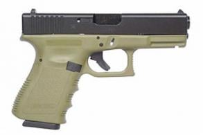 Glock 30 .45 ACP Fixed Sights OD Green 10 Round - PI3057201