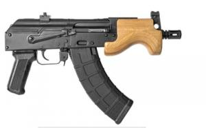 "Century International Arms Inc. Micro Draco AK47 Pistol 7.62x39mm 6.25"" 30+1 Black - HG2797N"