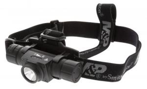 M&P Accessories 1117195 Night Terror Headlamp Black 2000 Lumens - 1117195