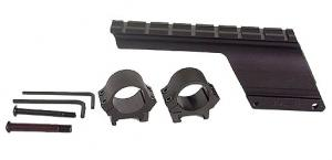 B-Square Saddle Mount w/Rings For Remington 870 12/20 Gauge