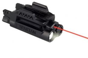 LM SPARTAN RAIL MOUNT LASER/LIGHT COMBO RED - SPSCR
