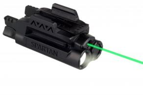 LM SPARTAN RAIL MOUNT LASER/LIGHT COMBO GREEN - SPSCG
