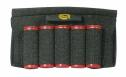 Allen Black Buttstock Shotgun Shell Holder - 205