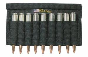 Allen Black Buttstock Rifle Cartridge Holder - 206