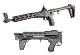 Kel-Tec Sub2K Rifle 9mm Glock 17 Mag 17+1