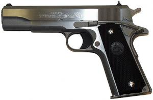 "Colt 9 + 1 Round 38 Super Government w/5"" Barrel & Stainless - O2091"