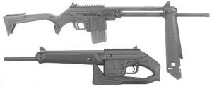 "Kel-Tec SU-16C Sub-16 .223 16"" Carbine Folding Stock - SU16C"