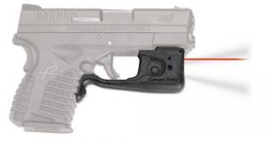 Crimson Trace LL802HBT Laserguard Pro with Holster Red Laser Springfield XDS Tr - 313