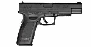 "SpringfieldXD9411SP06 XD Tactical 10+1 9mm 5"" Night Sights"