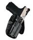 Galco Concealable Paddle Holster For Smith & Wesson M&P/Sigm