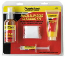 Traditions Easy Clean Muzzleloader Cleaning System - A3850