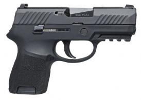 "Sig Sauer 320SCR9B P320 Subcompact Double 9mm 3.6"" 12+1 Polymer Grip Blk"