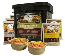 Wise Foods 01156 Grab N Go Bucket 56 Serving Breakfast and Entree Dehydrated/Fr - 01156