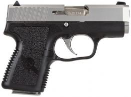 "Kahr Arms CM9093N CM9 Double 9mm 3.1"" 6+1 Black Polymer Grip/Frame Stainless - CM9093N"