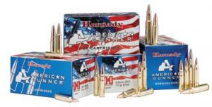 Hornady 80967 American Gunner 308 Winchester/7.62 NATO 155 GR Boat Tail Hollow - 80967