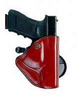 Bianchi High Ride Black Paddle Holster For Colt Government