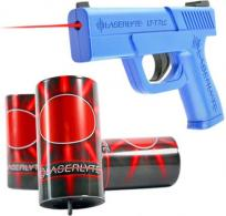 LaserLyte TLBLCK Laser Trainer 3 Can Kit 1 - TLBLCK