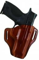 Bianchi 23949 Remedy Glock 42/43 Full Size LH Leather Tan