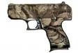 "Hi-Point 916WC C9 Single 9mm 3.5"" 8+1 Woodland Camo Grip - 916WC"