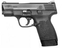 Smith & Wesson M&P 45 Shield No Thumb Safety