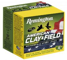 "Remington HT12L8 American Clay and Field Sport Loads 12 GA 2.75"" 1oz #8 25/bx - HT12L8"