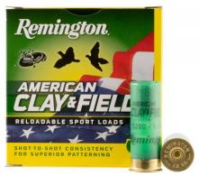 "Remington HT12L9 American Clay and Field Sport Loads 12 GA 2.75"" 1oz #9 - HT12L9"