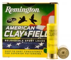 Remington Ammunition HT2075 American Clay and Field Sport Loads 20 GA 2.75""