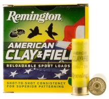 "Remington Ammunition HT208 American Clay and Field Sport Loads 20 Gauge 2.75"" 7 - 2"