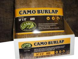 Camo Unlimited 9550 Camo Burlap - 441