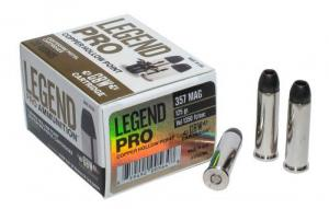 Legend AMMO .357 MAG 125GR Solid Copper Hollow Point 20 rounds