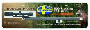 "Mossberg 500XBL 12g 24"" RB CANT/SCOPE - 92156"