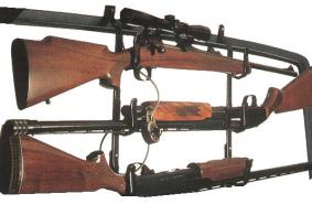"San Angelo 3 Gun Rack Adjusts From 18""-26"" - 10070"