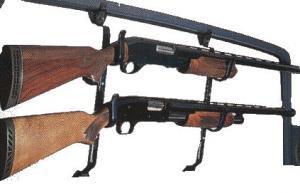 San Angelo 2 Gun Rack w/No Drilling Required - 10085