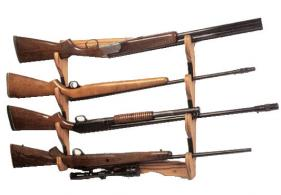 San Angelo Wood Gun Rack - 10704