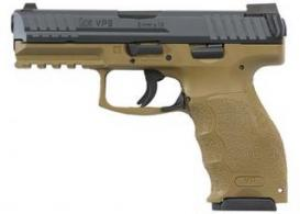 "HK VP9 9MM 4.09"" FDE 15RD - M700009FDEA5"