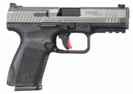 Century International Arms Inc. TP9SF Elite Single/Double Action 9mm 4.2 15+1 Black Polymer Wraparound Grip - HG3898TN